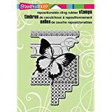Stampendous Cling Rubber Stamp 5.5