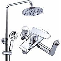 シャワーレースセット全銅混水の蛇口シャワー