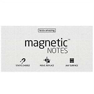 ウインテック 魔法のふせん magnetic NOTES Lサイズ 透明 MNL-T