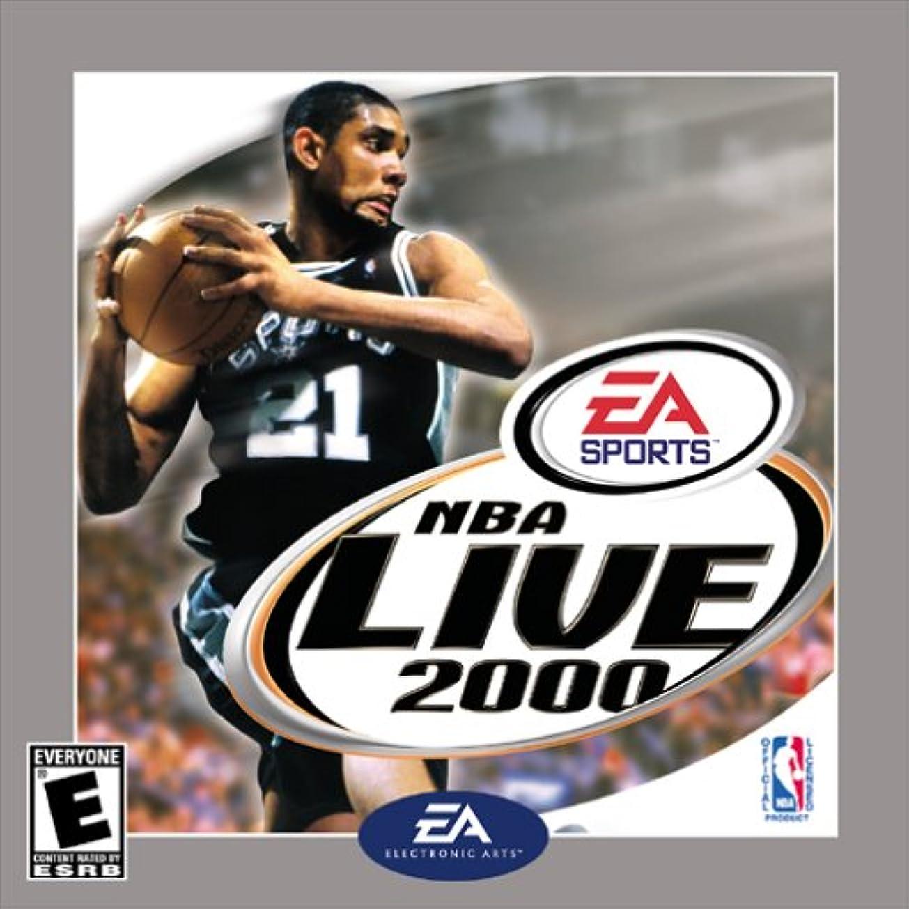 反乱スペイン語光電NBA Live 2000 (Jewel Case) (輸入版)