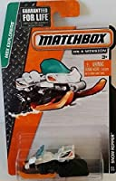 "Matchbox""On a Mission""- MBX Explorers - Snow Ripper #116/120 [並行輸入品]"
