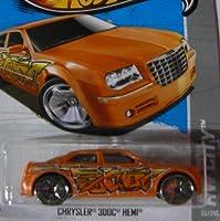 Hot Wheels HW City 33/250 Orange Chrysler 300C Hemi