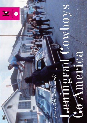 レニングラード・カウボーイズ・ゴー・アメリカ/レニングラード・カウボーイズ、モーゼに会う 【HDニューマスター版】(DVD)の詳細を見る