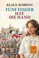 Fuenf Finger hat die Hand