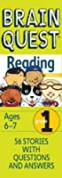 Brain Quest Grade 1 Reading Basics: 56 Stories With Questions & Answers, Ages 6-7