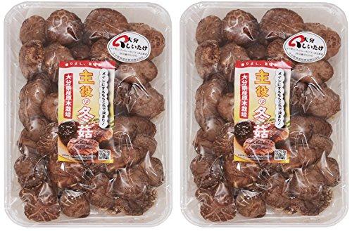乾物屋の底力 大分県産 乾椎茸 200g
