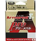 デュエル(DUEL) PEライン アーマード F+ Pro アジ・メバル 150m 0.2号 ライトピンク H4094