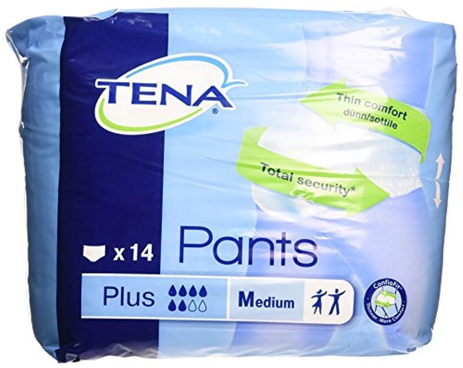 硬い宇宙飛行士用心深いTENA パンツ プラス M 792514 14枚