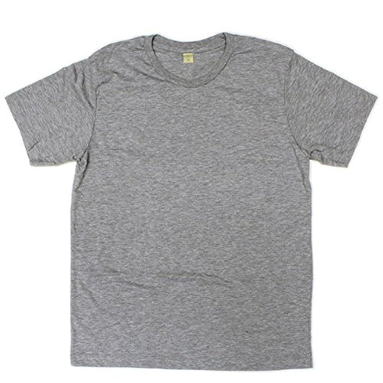 センブランスささいな工業用ALTERNATIVE(オルタナティブ)/BASIC CREW T-Shirts(エコヘザーTシャツ)