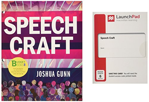 Download Speech Craft + Launchpad, 6-month Access 1319148980