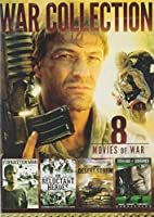 8-Movies of War Collection [DVD] [Import]