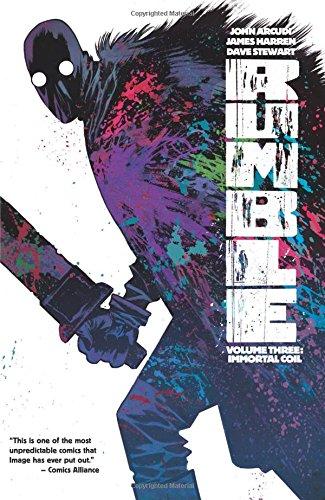 Rumble 3: Immortal Coil