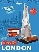 Brick City - London (Lonely Planet Kids)