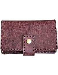 LITSTA Coin Wallet(DARK-BROWN)
