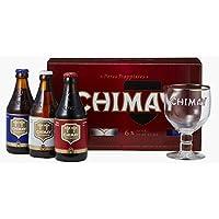 シメイビール・3本セット グラス付き
