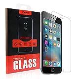 iPhone 7スクリーンプロテクター、Nokea [ 9h硬度] [クリスタルクリア] [ Easy bubble-freeインストール] - Best Reviews Guide