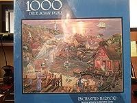 Enchanted Harbor 1000 Piece Puzzle [並行輸入品]