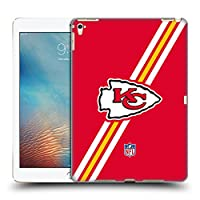 オフィシャル NFL ストライプ カンザスシティ・チーフズ ロゴ iPad Pro 9.7 (2016) 専用ハードバックケース
