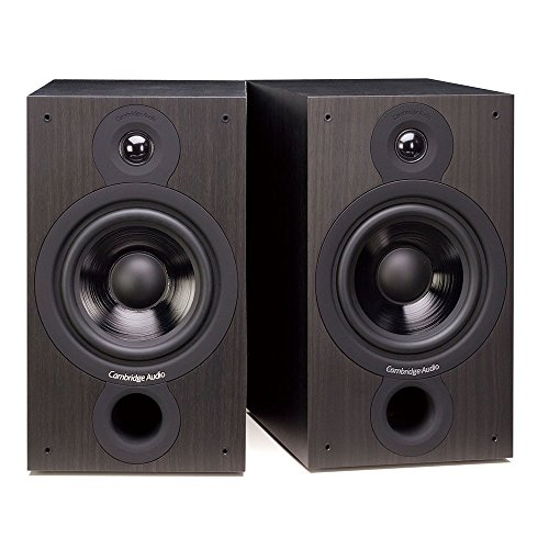 [해외]Cambridge Audio 캠브리지 오디오 SX60 북셀프 스피커 쌍 SX60-BK 블랙 SX60-BK/Cambridge Audio Cambridge Audio SX60 book shelf speaker pair SX60-BK black SX60-BK