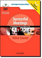 Business English for Meetings Student Book & DVD Pack (Successful Meetings)