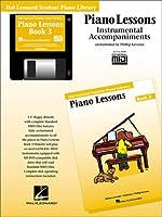 Piano Lessons Book 3