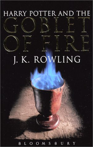 Harry Potter and the Goblet of Fire (UK)(Paper)(4)Adult Editionの詳細を見る