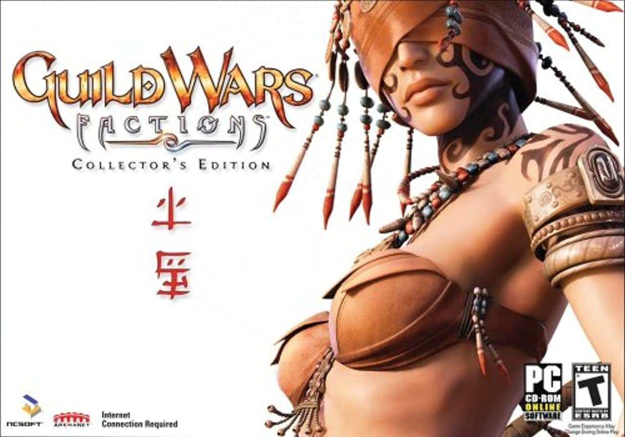 平等牽引限定Guild Wars Factions: Collector's Edition (輸入版)