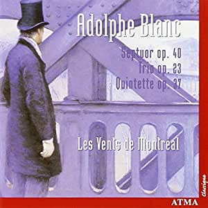 Blanc: Chamber Music With Clar