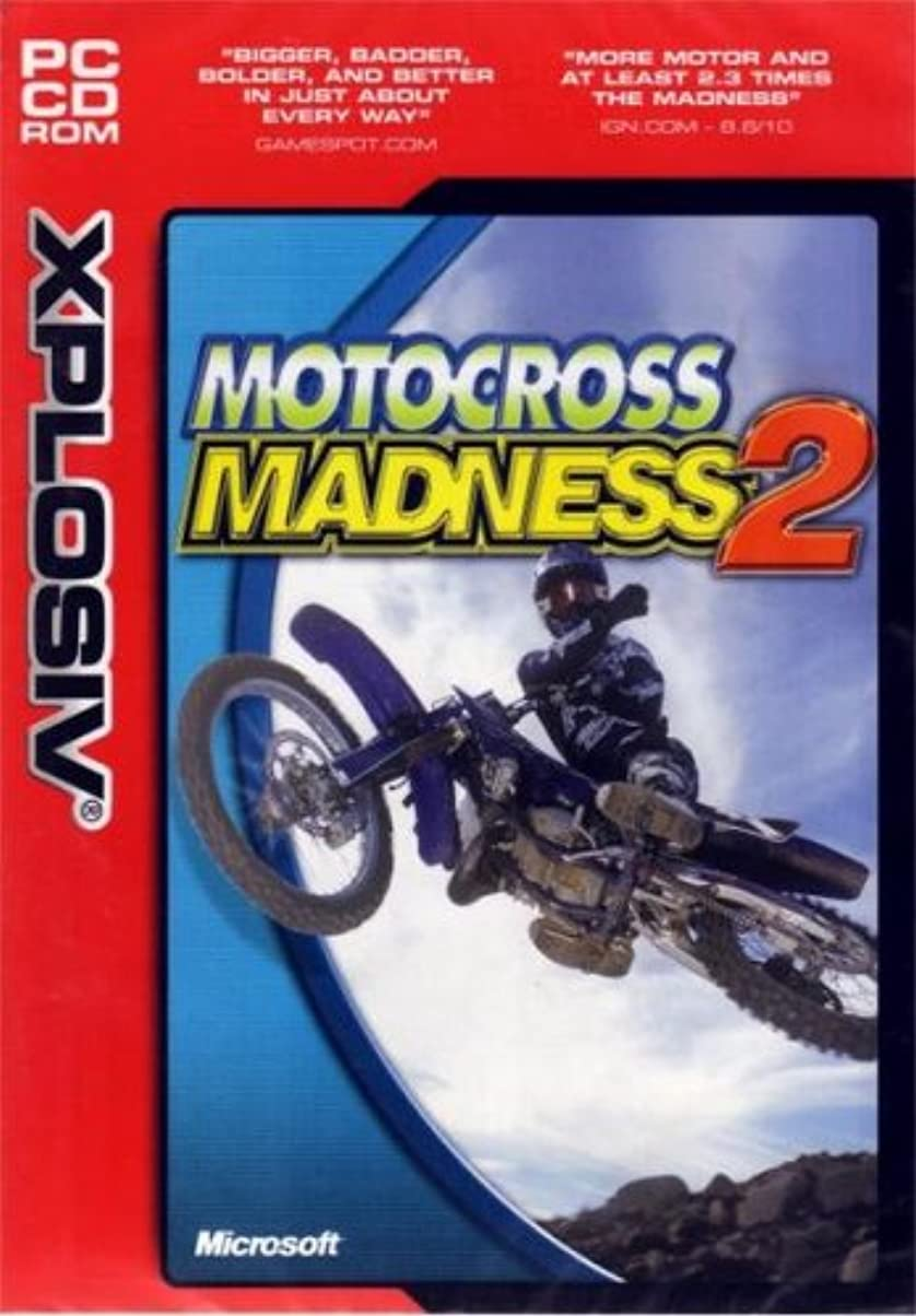 Motocross Madness 2 (輸入版)