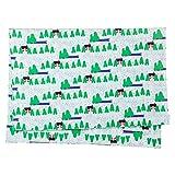 東京西川 掛け布団カバー ホワイト シングル スカンジナビアンパターンコレクション スモーランド柄 PI094806468