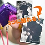 Kenko カメラ付携帯電話用 おもしろレンズ 3つに撮れる [1つのものが3つに写る] MPL-3M