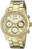 [ゲス] GUESS 腕時計 Women's Gold-Tone Multi-Function Watch クォーツ U0330L1 レディース 【並行輸入品】