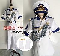 コスプレ衣装 Fate/Grand Order FGO ガウェイン/ランスロット 帽子*手袋付き☆全セット