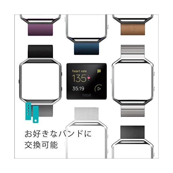 Fitbit フィットビット スマートフィット...の紹介画像5