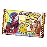 仮面ライダーグミ ミックスフルーツ味&コーラ味 10個入 食玩・グミキャンディ (仮面ライダービルド)