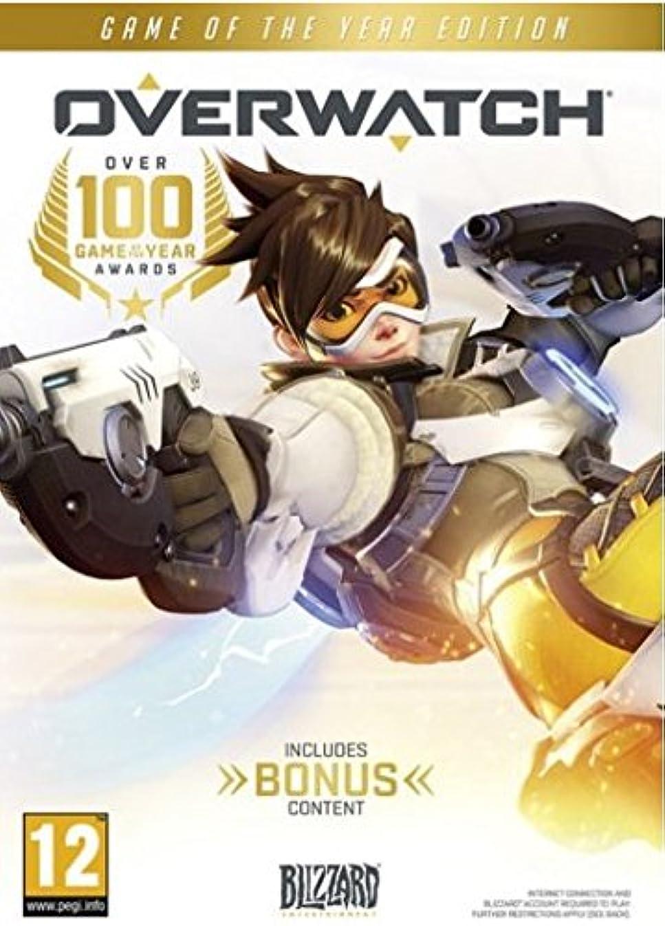 好奇心意気込み充実Overwatch Game of the Year Edition (PC DVD) (輸入版)