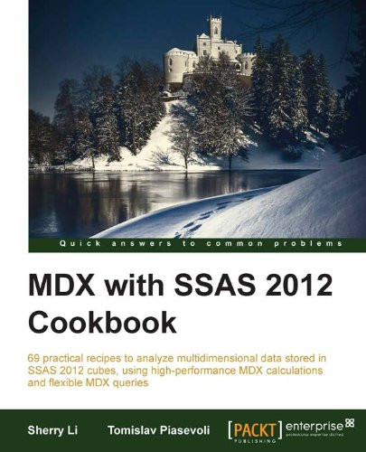 MDX with SSAS 2012 Cookbook