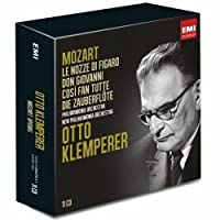Mozart: Operas by Otto Klemperer