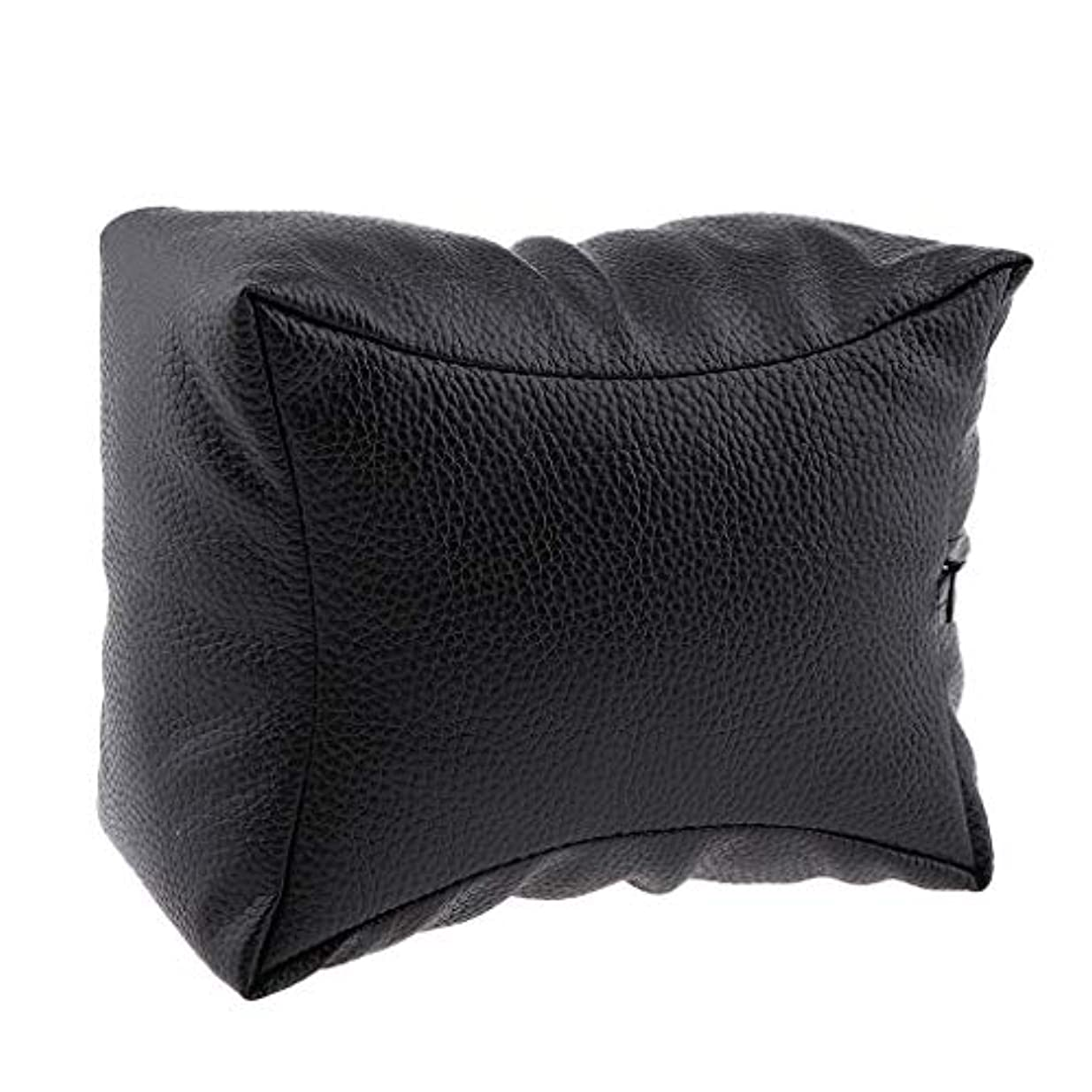 同僚聖職者夫婦ネイルアート 手枕 ハンドピロー レストピロー ハンドクッション ネイルサロン 4色選べ - ブラック