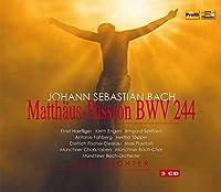 Matthaus-Passion Bwv 244 by JOHANN SEBASTIAN BACH (2012-04-24)