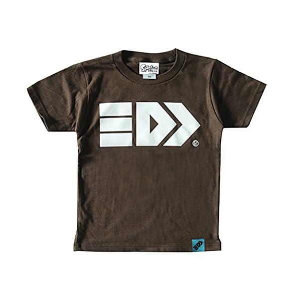 Splatoon チョコガサネTシャツ キッズ100の商品画像