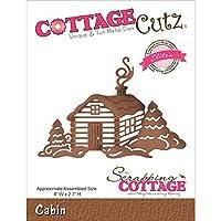 CottageCutz in The Woods Cabin Elites Die by CottageCutz [並行輸入品]