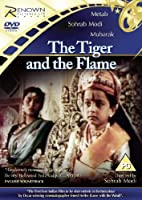 THE TIGER IN THE FLAME DVD - T [Import]