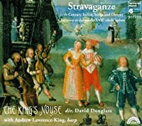 Stravaganze:  17th-Century Italian Songs and Dances