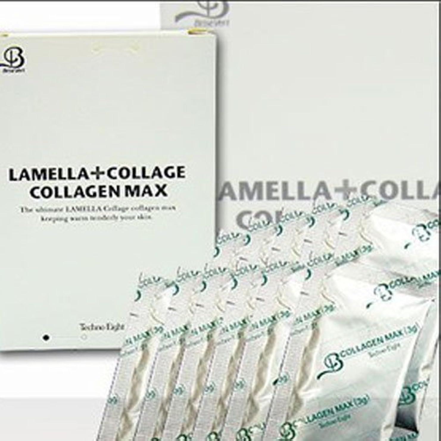 出撃者視聴者突撃テクノエイト ブリーズベール ラメラ コラージュ Collagen MAX 30g (3gX10包) コラーゲンマックス
