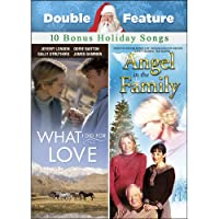 Angel in the Family / What I Did for Love [DVD] [Import]