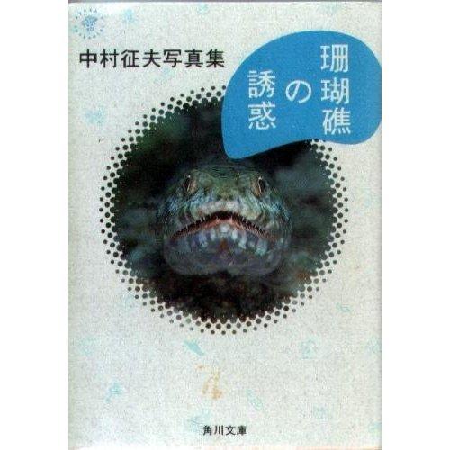 珊瑚礁の誘惑―中村征夫写真集 (角川文庫)の詳細を見る