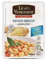 Le Veneziane GF Potato Gnocchi 500 g (order 11 for trade outer) / ルVeneziane GFポテトニョッキ500グラム(商品外のための11桁)