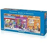 ギブソンズ ジグソーパズル 636ピース Bouquets, Beads & Bloomers