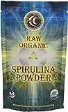 Earth Circle Organics - 有機原料のスピルリナ粉末 - 4ポンド